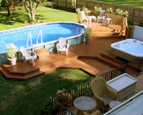 Three Solutions for Sprucing Up an Above Ground Pool | Above .