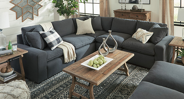 Living Room Discount Furniture Outl