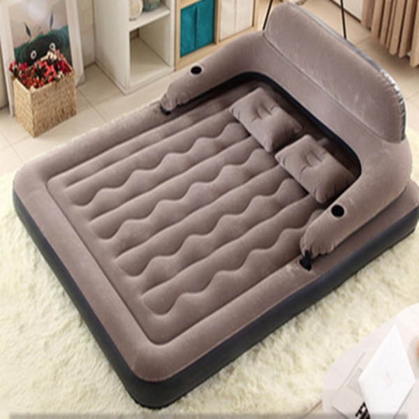 20pcs/lot Inflatable air mattress bed PVC air mattresses airbed .