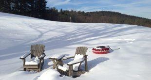 All Weather Adirondack Chairs - Vermont Woods Studi