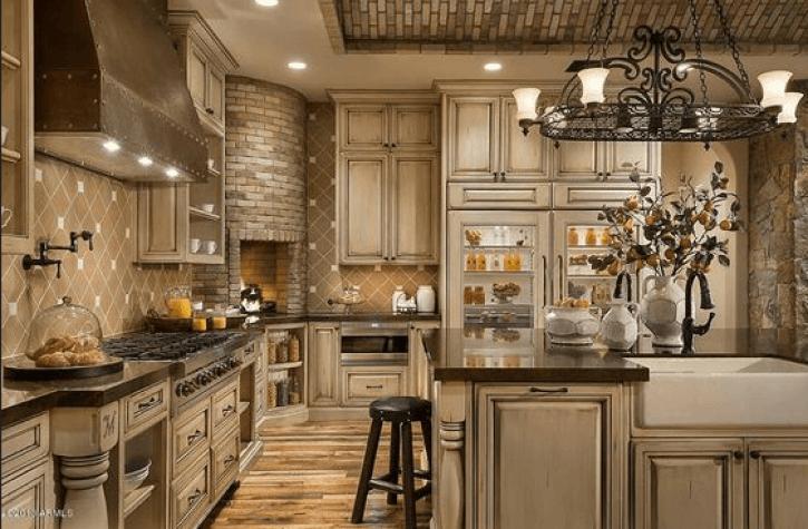 12+ Best Antique White Kitchen Cabinets in Trending Design Ideas .
