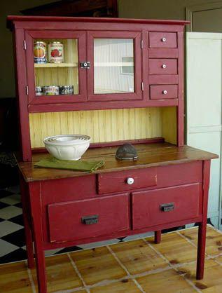 Antique Kitchen Cabinets | Antique kitchen cabinets, Antique .