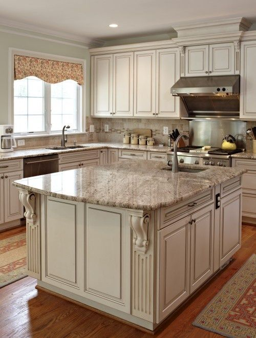 Inspiration | Eclectic kitchen, Antique kitchen cabinets, Kitchen .