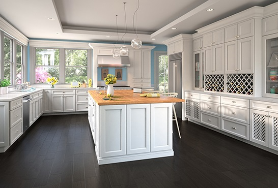 Ready To Assemble & Pre-Assembled Kitchen Cabinets - The RTA Sto