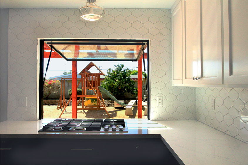 Awning Windows for your kitchen | Garage Doors Unlimit