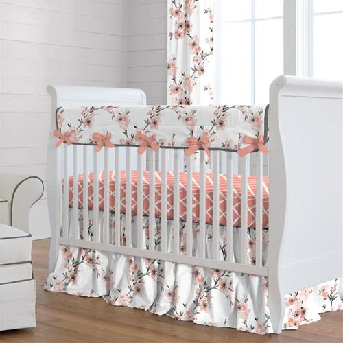 Baby Girl Bedding | Baby Girl Crib Bedding Sets | Carousel Desig
