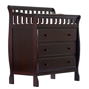 Amazon.com : Dream On Me Marcus Changing Table and Dresser .