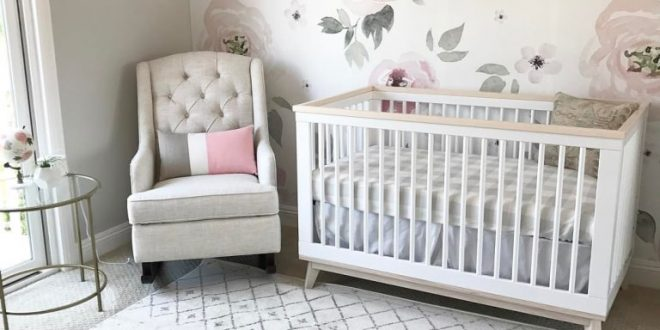 Baby Girl Nursery Ideas & Gui