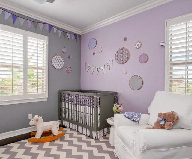 13+ Snazzy Baby Girl Room Ideas that Grow with your Little Kid .