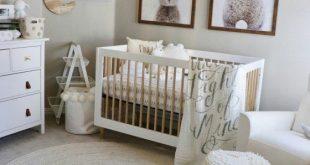 40 Baby Nursery Inspirations Part 1 | Baby nursery inspiration .