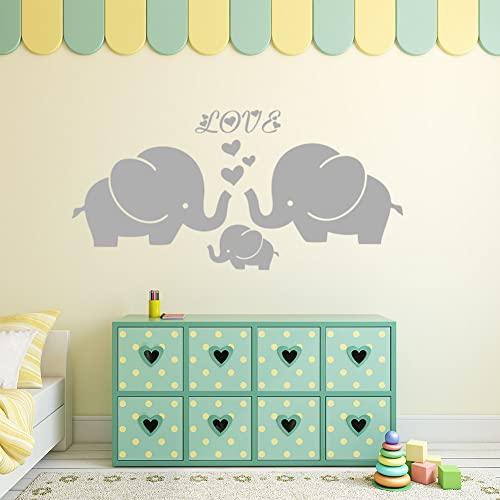 Elephant Wall Decor for Baby Room: Amazon.c