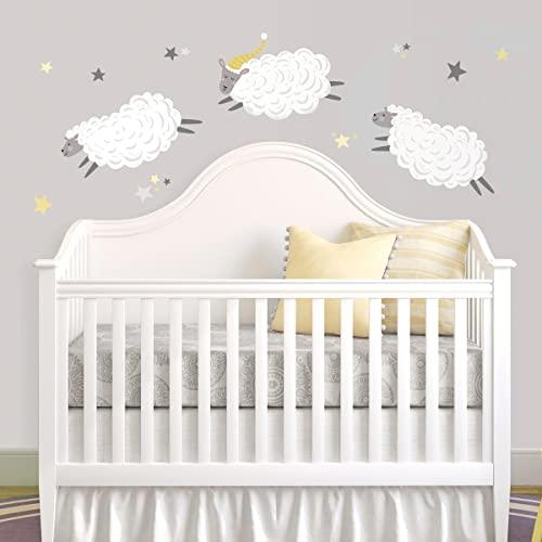 Sheep Nursery Decor: Amazon.c