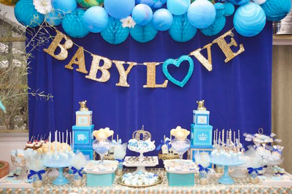 Baby Shower Themes for Boys Featuring Fun and Exciting Ide
