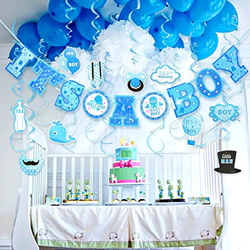 It's A Boy Baby Shower Party Supplies: Amazon.c