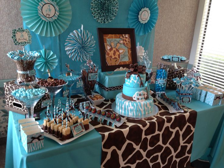 Ideas For Cheap Boy Baby Shower | FREE Printable Baby Shower .
