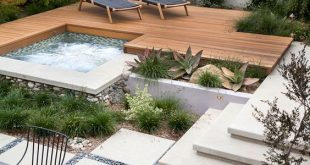 30 Beautiful Backyard Landscaping Design Ideas | Krajinářství .