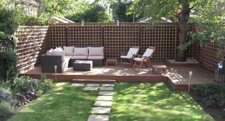 18+ Small Backyard Designs, Ideas | Design Trends - Premium PSD .