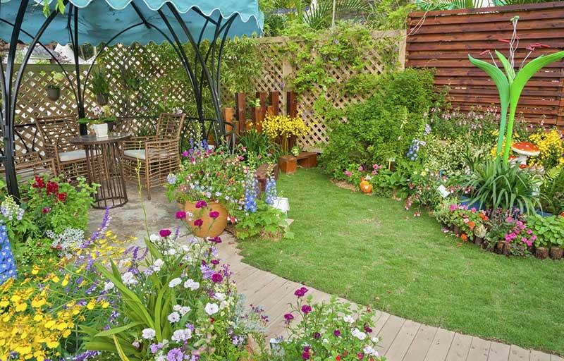 27 Super Cool Backyard Garden Ideas (PHOTO