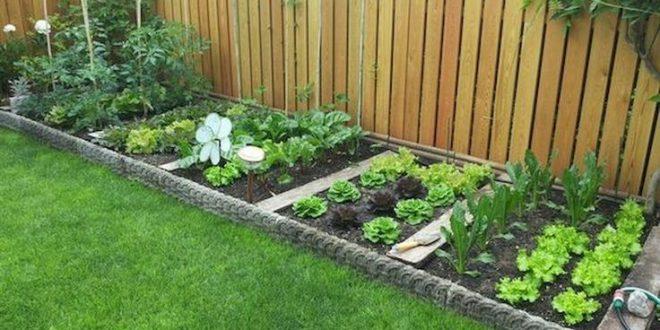 35 Stunning Backyard Garden Design Ideas | Backyard garden design .