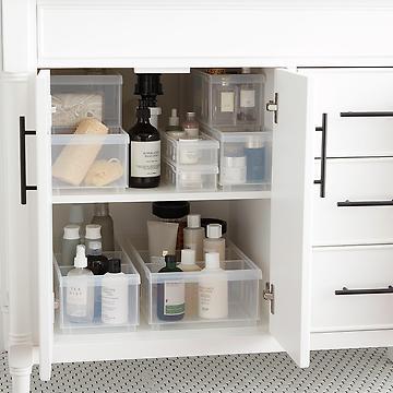 Under Sink Organizers & Bathroom Cabinet Storage Organization .