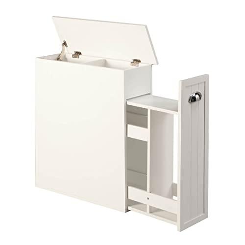 Slim Bathroom Storage Cabinet: Amazon.c