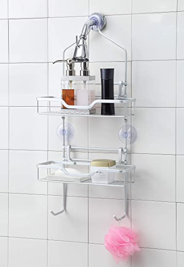 Amazon.com: SunnyPoint NeverRust Muti-Function Aluminum Shower .
