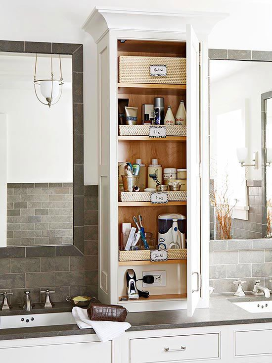 Store More in Your Bathroom with these Smart Storage Ideas .