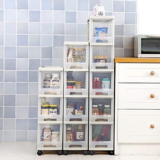 Amazon.com: Drawer Locker Drawer Storage Cabinet for Bedroom .
