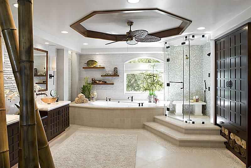 Modern Bathroom Dec