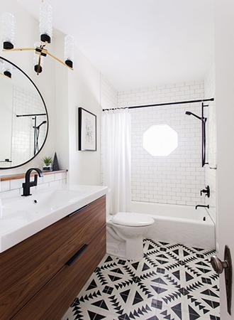 Bathroom Floor Tiles | The Best Ideas For 2019 + Beyond | Décor A
