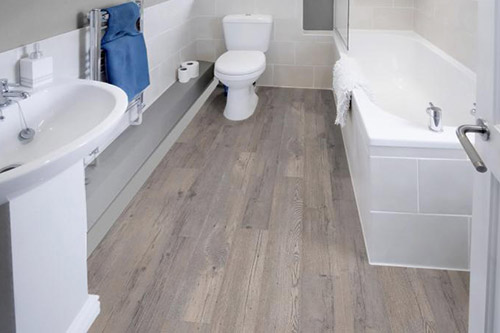 Vinyl & Plank Flooring - Bathroom Remodeling New Jersey, Bathroom .