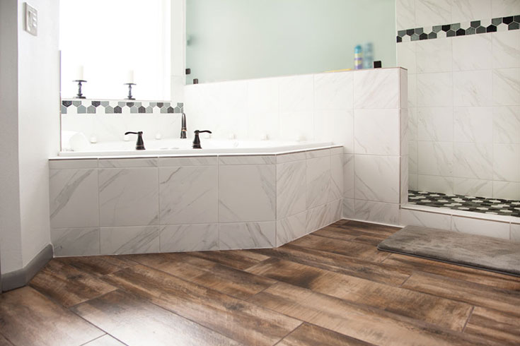 Best Bathroom Flooring Options - Flooring I