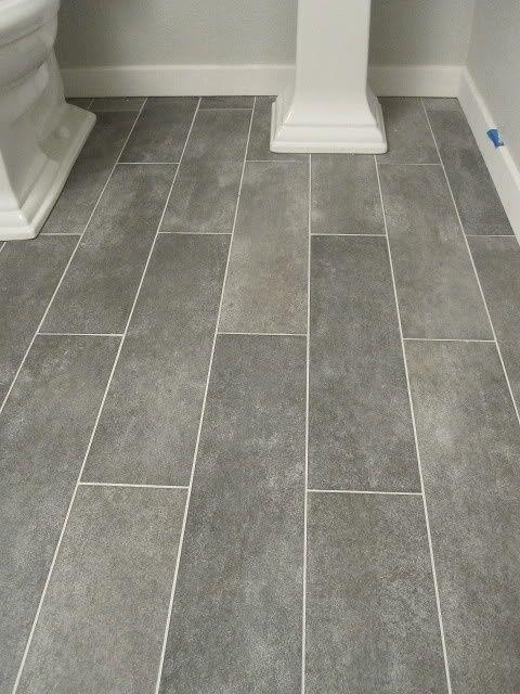 Basement reno: bathroom floor   Bathroom remodel master, Bathrooms .
