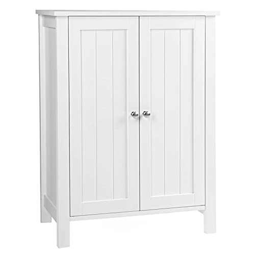Freestanding Bathroom Storage Cabinet: Amazon.c