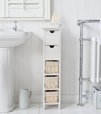 Narrow 20 cm wide bathroom freestanding bathroom storage furniture .