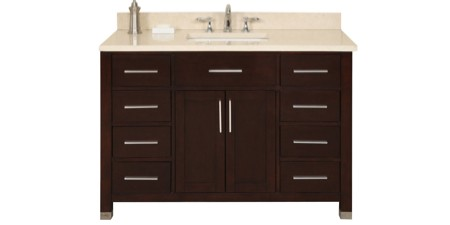 Unique Bathroom Vanities, Cabinets, & Sinks + Free Shippin