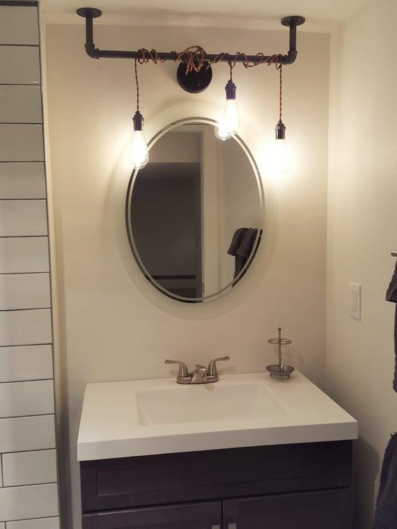 3 Pendant Light Wrap Vanity Light Bathroom Lighting | Et