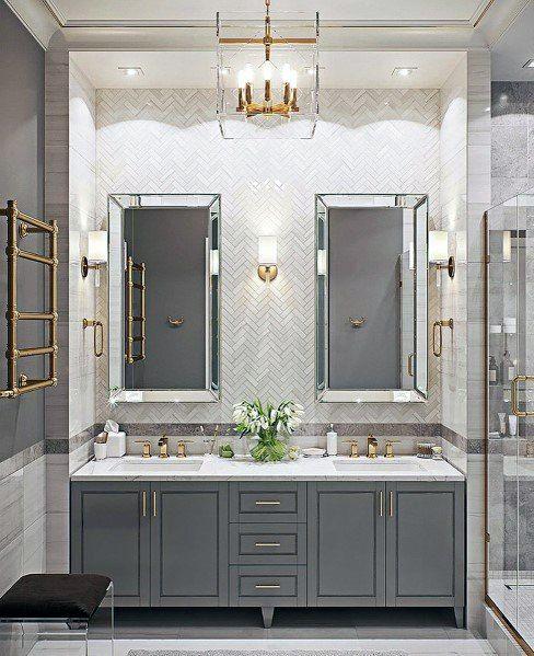 Top 50 Best Bathroom Lighting Ideas - Interior Light Fixtures .