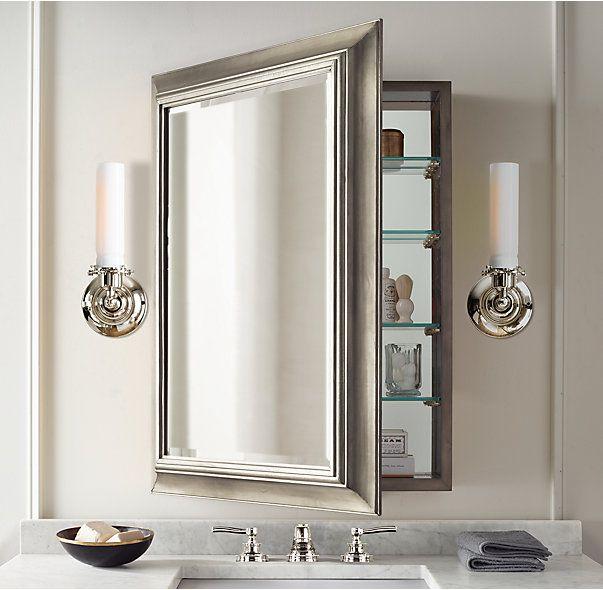 English Medicine Cabinet | Bathroom mirror design, Bathroom mirror .