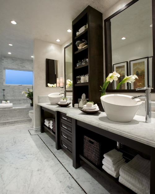 How to Light Your Bathroom Mirror With Recessed Lighting (Reviews .