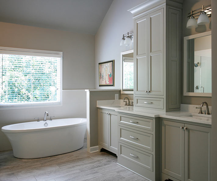Bathroom Remodeling in Marietta GA | Atlanta Design & Bui