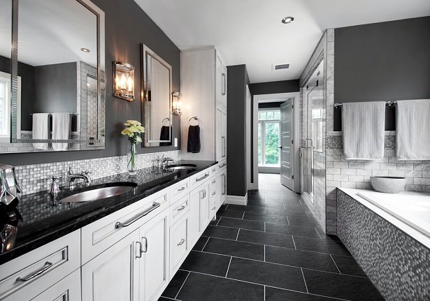Custom Bathroom Renovations - Laurysen Otta