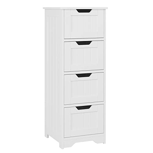 Bathroom Storage Cabinet with Drawers: Amazon.c