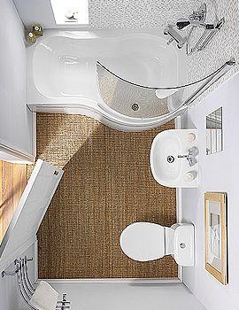 Balterley Spirit Shower Bath Bathroom Suite   in 2019   Small .