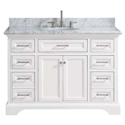 Classic - Oval - 47-49 in. - Bathroom Vanities - Bath - The Home Dep