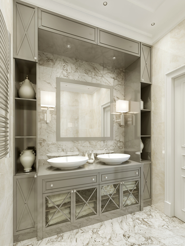 5 Popular Bathroom Vanity Tops & Their Benefits - Stone Trade .