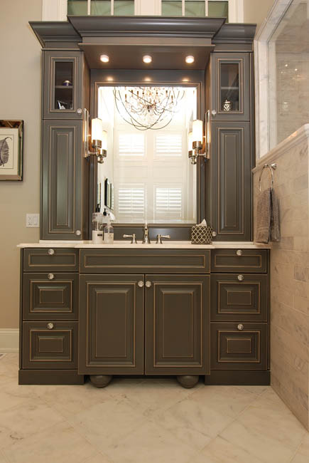 Bathroom Vanity vs Bathroom Cabinet - Is There a Differenc