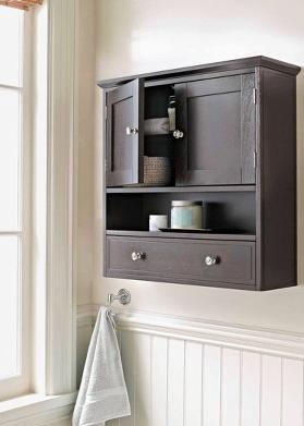 Bathroom wall cabinet … | Bathroom wall storage, Bathroom cabinets .