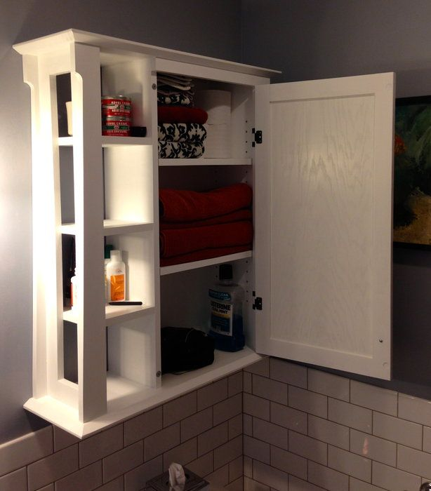 Bathroom wall cabinet - exactly what i want! | Bathroom wall .