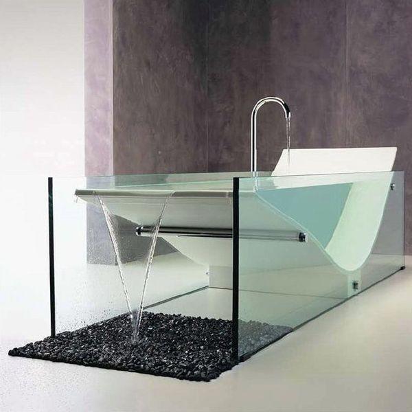 Chaise Lounge Bathtubs : modern batht